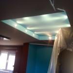 Atipický sadrokartónový strop